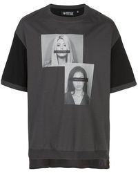 Mostly Heard Rarely Seen - T-shirt con stampa - Lyst