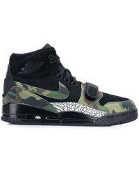 Nike Кроссовки Jordan Legacy 123 - Черный