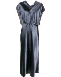 Vince - メタリック ドレス - Lyst
