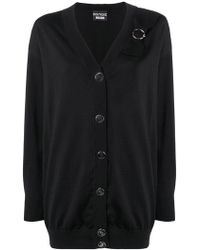 Boutique Moschino - Loose-fitting Cardigan - Lyst