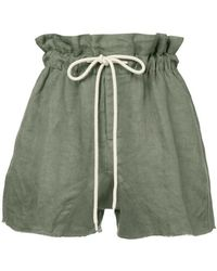Bassike - Paper-bag Shorts - Lyst