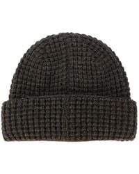 Howlin' By Morrison | Classic Knitted Beanie Hat | Lyst