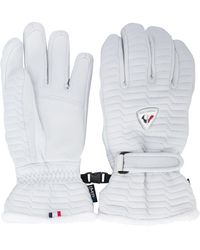 Rossignol Фактурные Перчатки Select Impr - Белый