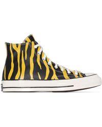 Converse 'CT70' High-Top-Sneakers - Gelb