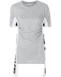 Stella McCartney - コントラストパネル Tシャツ - Lyst