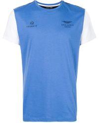 Hackett - Aston Martin Racing T-shirt - Lyst