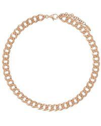 Brunello Cucinelli Chain Link Necklace - Metallic