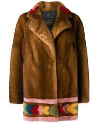Blancha - Mink Fur Coat - Lyst