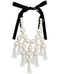 Moy Paris - Large Beaded Necklace - Lyst