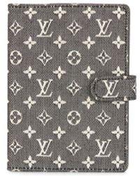 Louis Vuitton 2005 プレオウンド アジェンダ Pm ノートブックカバー - ブラック