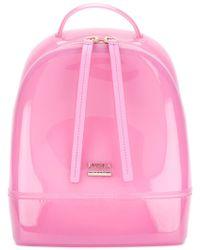 Furla - Patent Backpack - Lyst