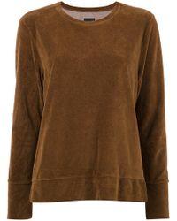 Osklen - Velvety Sweatshirt - Lyst