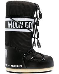 Moon Boot Icon ムーンブーツ - ブラック