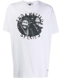Vivienne Westwood グラフィック Tシャツ - ホワイト
