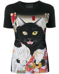 John Richmond - Trispel T-shirt - Lyst