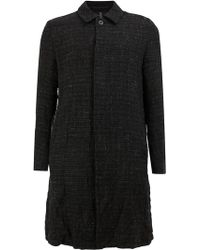 Attachment - Single Breasted Coat - Lyst