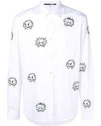 McQ Sheehan Shirt - Белый