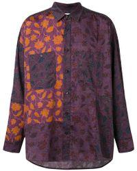 Damir Doma Sakari Shirt - Multicolour