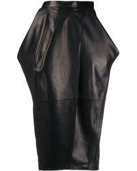 Proenza Schouler Tulip Below-the-knee Skirt - Black
