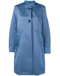Dorothee Schumacher - Oversized Buttoned Coat - Lyst