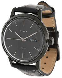Timex Наручные Часы Marlin 40 Мм - Черный