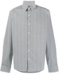 Michael Kors - Camisa con logo estampado - Lyst