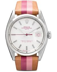 La Californienne Rolex Pink Sunrise Watch - Multicolor