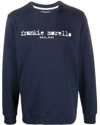 Frankie Morello - ロゴ スウェットシャツ - Lyst