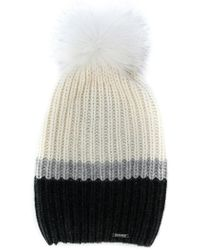Woolrich - Ribbed Knit Cashmere Hat - Lyst