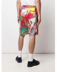 Engineered Garments Sunset Chino Shorts - Multicolour
