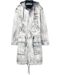 Off-White c/o Virgil Abloh - Parka Exagerated - Lyst