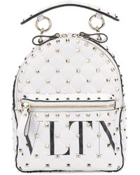 Valentino - Rockstud Backpack - Lyst