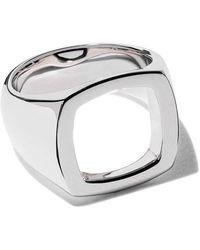 Tom Wood - Cushion Open Ring - Lyst