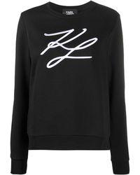 Karl Lagerfeld - スウェットシャツ - Lyst
