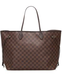 Louis Vuitton - Borsa tote Neverfull GM 2009 Pre-owned - Lyst