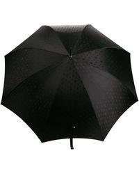 Alexander McQueen Skull Printed Umbrella - Black