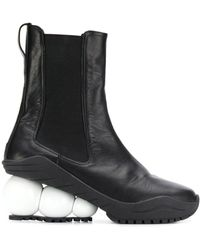 Christopher Kane Bottines Looner - Noir