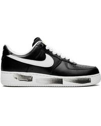 Nike 'Air Force 1 Low' Sneakers - Schwarz