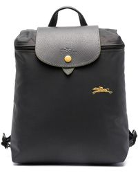 Longchamp Le Pliage バックパック - ブラック