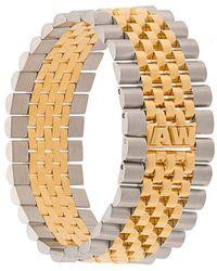 Alexander Wang Aw Watch Strap Bracelet - Grey