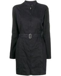 Filippa K Kaitlyn ベルテッドドレス - ブラック