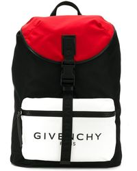 Givenchy - カラーブロック バックパック - Lyst