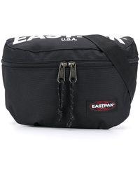 Eastpak ロゴ ベルトバッグ - ブラック