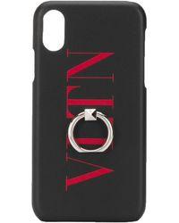Valentino Garavani Iphone Xs Max Hoesje Met Vltn Print - Meerkleurig