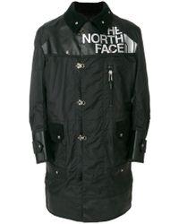 Junya Watanabe Junya Watanabe Comme Des Garçons X The North Face Coat - Black