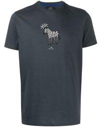 PS by Paul Smith - Angel Zebra Tシャツ - Lyst