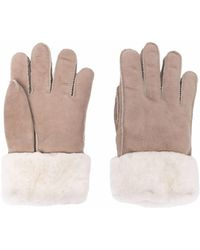 Parajumpers Shearling-lined Gloves - Multicolour