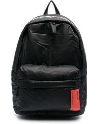 PUMA ロゴ バックパック - ブラック
