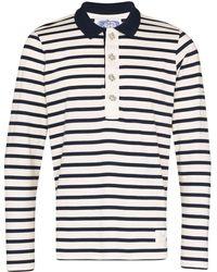 Linder - Полосатая Рубашка-регби - Lyst