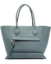 Longchamp Mailbox ハンドバッグ - グリーン
